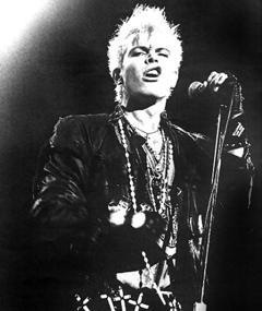 Photo of Billy Idol