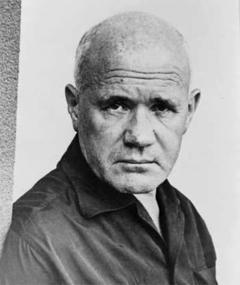 Photo of Jean Genet