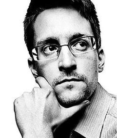 Foto af Edward Snowden