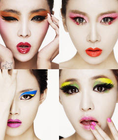 Brown Eyed Girls এর ছবি