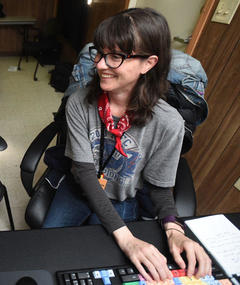 Photo of Kathryn J. Schubert