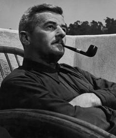 Foto av William Faulkner