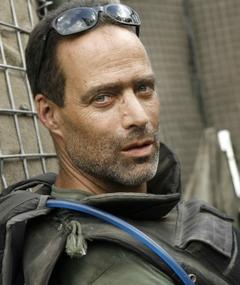 Photo of Sebastian Junger