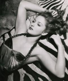 Photo of Martha Vickers