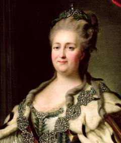Photo of Catherine II
