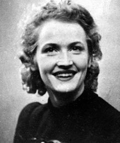 Photo of Edith Carlmar