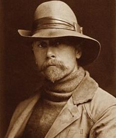 Photo of Edward S. Curtis