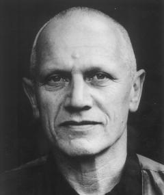 Photo of Steven Berkoff