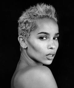 Photo of Zoë Kravitz