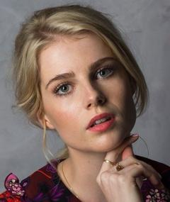 Photo of Lucy Boynton