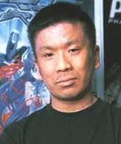 Photo of Gen Urobuchi