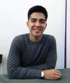 Photo of Mark Herras