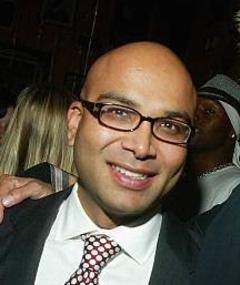 Photo of Ash R. Shah