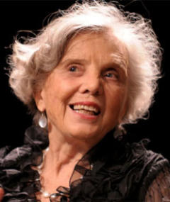 Photo of Elena Poniatowska
