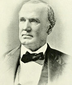 Photo of John W. Cunningham