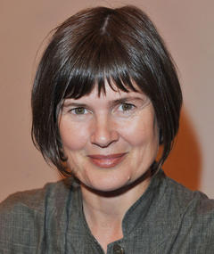 Photo of Sophie Aldred