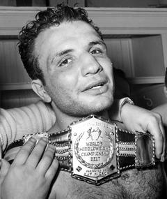 Photo of Jake LaMotta