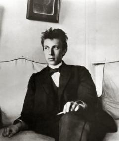 Photo of Sergei Rachmaninoff