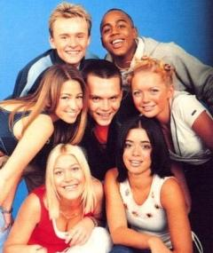 Photo of S Club 7