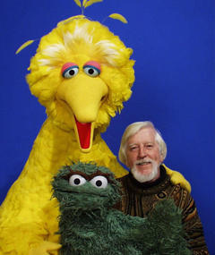 Photo of Caroll Spinney