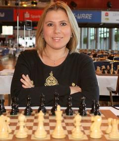 Photo of Susan Polgar