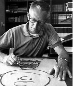 Charles M. Schulz का फोटो