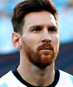 Photo of Lionel Messi