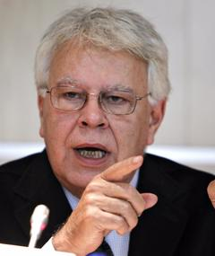 Photo de Felipe González