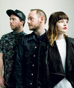 Photo of CHVRCHES