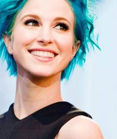 Photo of Hayley Williams
