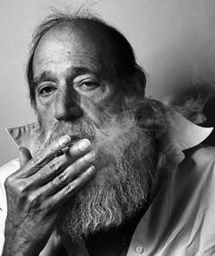 Photo of Lawrence Weiner