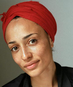 Gambar Zadie Smith