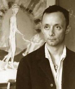 Photo of David Tibet