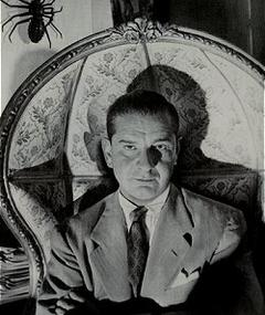 Photo of Charles Addams