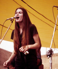Photo of Donna Godchaux