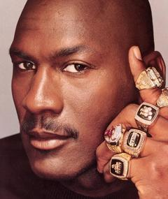 Photo of Michael Jordan
