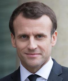 Photo of Emmanuel Macron