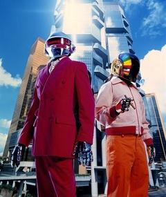 Photo of Daft Punk
