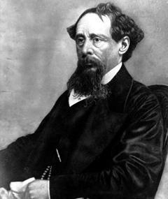 Foto van Charles Dickens