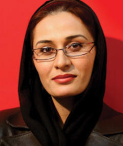 Photo of Parivash Nazarieh
