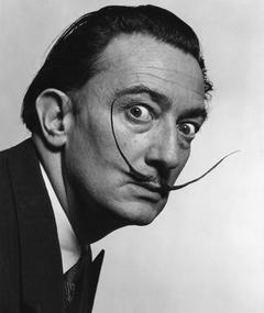 Poza lui Salvador Dalí