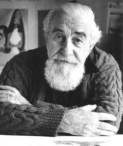 Photo of Al Hirschfeld