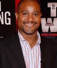Photo of Seth Gilliam