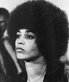 Photo of Angela Davis