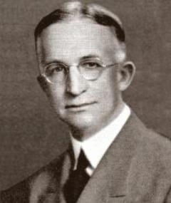 Photo of William S. Gray