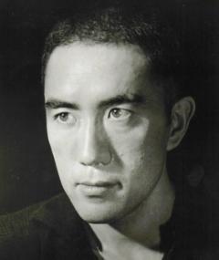 Photo of Yukio Mishima