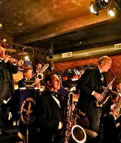 Photo of Vince Giordano and His Nighthawks Orchestra