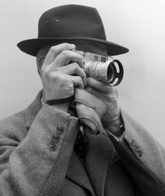 Photo of Henri Cartier-Bresson