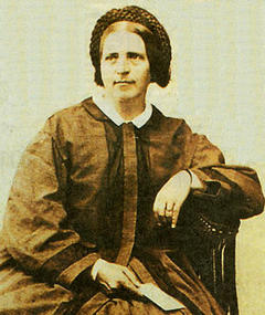 Photo of Johanna Spyri