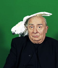 Photo of Claude Chabrol